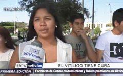 Informe Especial: Escolares de Casma crearon crema para curar el vitíligo y fueron premiados en México