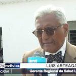 Trujillo: Gerente Regional de Salud habla sobre vacuna contra el dengue