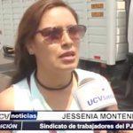 Trujillo: Trabajadores del Poder Judicial piden disculpas a los usuarios y acatan huelga