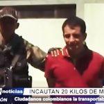 Piura: Incautan 20 kilos de marihuana a ciudadanos colombianos