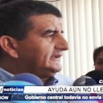 Chiclayo: Gobierno Central todavía no envía helicópteros