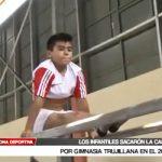 Gimnasia: Infantiles sacaron la cara en disciplina trujillana