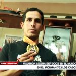 Iroman 703: Atleta Iván Figueroa logra ser 12 en el mundo