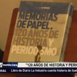 Trujillo: Libro de Diario La Industria cuenta historia de ilustres personajes