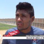 """Luis Cardoza: """"Vallejo se juega la vida"""""""
