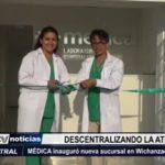 La Esperanza: Laboratorio MÉDICA inauguró nueva sucursal en Wichanzao