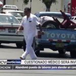 Trujillo: Cuestionado médico que abandonaba su puesto en hospital será investigado