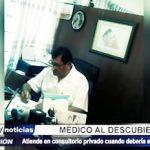 Trujillo: Médico atiende en consultorio privado cuando debería estar en Hospital