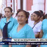 Trujillo: Gerente Regional de Salud habla sobre paro del personal del MINSA