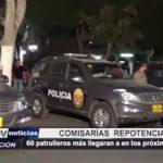 Piura: Comisarías repotenciadas con 40 patrulleros