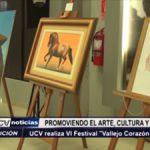 """Trujillo: UCV realiza VI Festival """"Vallejo Corazón Valiente"""" 2016"""