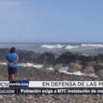 Trujillo: Población sale en defensa de las playas y exige instalación de mesa de trabajo