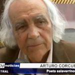 Trujillo: Poeta Arturo Corcuera en inauguración de la Feria Internacional del Libro
