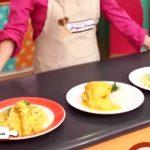 Presentación Salpicón de pollo y Pollo en Salsa Huancaína en 2 versiones