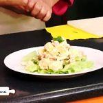 Preparación del Salpicón de pollo