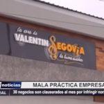 Trujillo: Mala práctica empresarial para infringir normas ediles