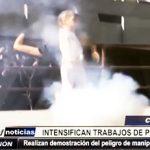 Chiclayo: SUCAMEC realiza demostración del peligro de manipular pirotécnicos