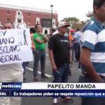 Trujillo: Extrabajadores piden se les respete reposición que exige SUNAFIL