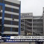 Trujillo: Universidad César Vallejo celebra Bodas de Plata