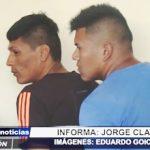 Huanchaco: Policía detiene a 3 sospechosos en un predio privado