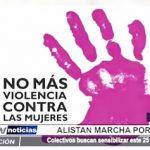 Piura: Colectivos alistan marcha por la paz  y sensibilizar este 25 de noviembre