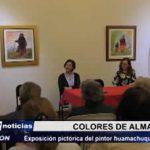 Trujillo: Exposición pictórica del pintor huamachuquino Iván Ledesma