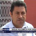 Gobierno Regional La Libertad: Sigue polémica por designación de consejero delegado