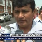 Trujillo: Consejero por Virú apuesta por su similar de Santiago de Chuco