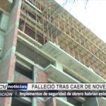 Trujillo: Obrero falleció tras caer de noveno piso