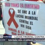Trujillo: Lucha frontal contra el VIH