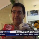 La Libertad: Comando policial niega maltrato a los 80 agentes destacados a Otuzco