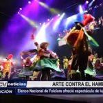 La Esperanza: Elenco Nacional de Folclore ofreció espectáculo de lujo en La Esperanza