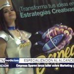 Trujillo: Empresa Sparen lanza taller sobre Marketing y Publicidad