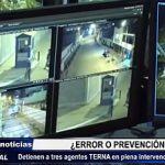 Trujillo: Detienen a 3 agentes Ternas en plena intervención a sospechoso