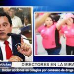 Trujillo: Inician acciones en colegios por consumos de droga y alcohol