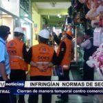 Trujillo: Cierran de manera temporal centro comercial El Virrey