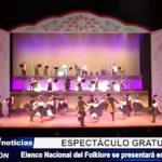 Trujillo: Espectáculo gratuito de Folklore en La Esperanza