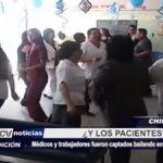 Chimbote: Médicos y trabajadores fueron captados bailando en centro de salud