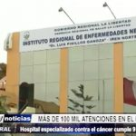 Trujillo: Hospital especializado contra el cáncer cumple 9 años de creación