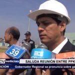 La Libertad: Gobernador regional se pronuncia sobre reunión entre PPK y Keiko