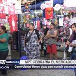 Trujillo: MPT cerraría el Mercado Central por incumplimiento de normas de seguridad