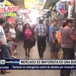 Trujillo: Mercado ex Mayorista es declarado en emergencia por Defensa Civil