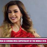 Milett Figueroa se corona Miss Supertalent of the World 2016