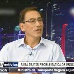 Huanchaco: Ministro de MTC llegará este jueves a Trujillo
