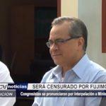 Lima: Ministro de Educación será censurado por fujimoristas