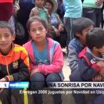 Otuzco: Entregan 2000 juguetes por Navidad en Usquil
