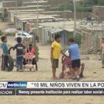 La Esperanza: Teniente alcalde presenta institución para realizar labor social a favor de niños