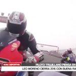Piloto trujillano Leo Moreno cierra el 2016 con buena racha