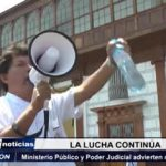 Trujillo: Ministerio Público y Poder Judicial advierten medidas radicales