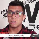 César Vallejo: Rinaldo Cruzado y su situación con el club poeta